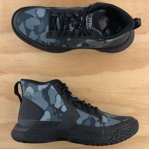 Converse Star Series BB Black Camo Basketball Shoe